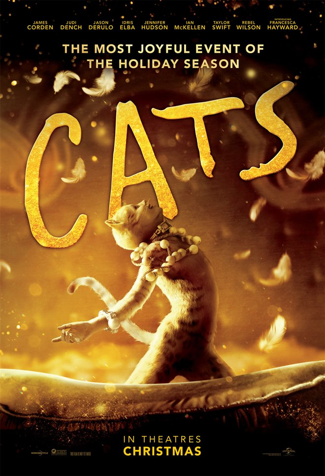 Cats (v.o.a.s-t.f.) Large Poster