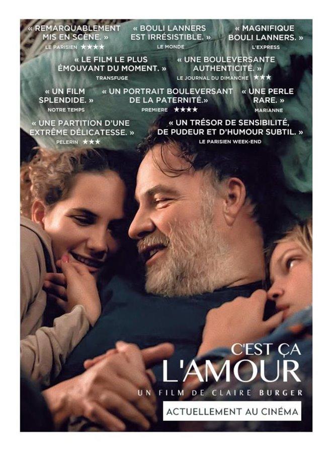 C'est ça l'amour Large Poster