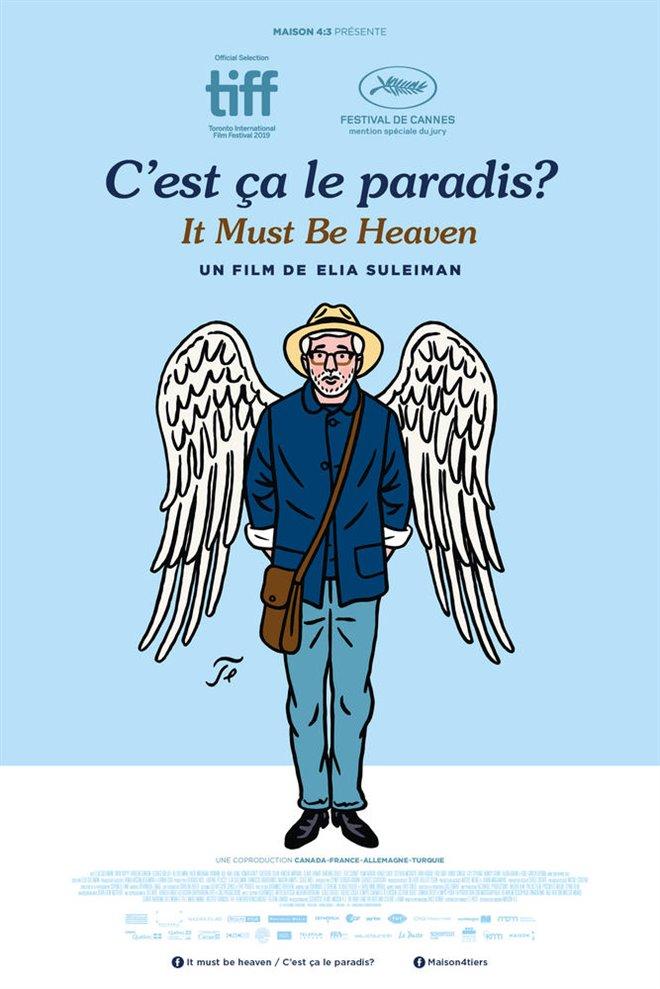 C'est ça le paradis? Large Poster