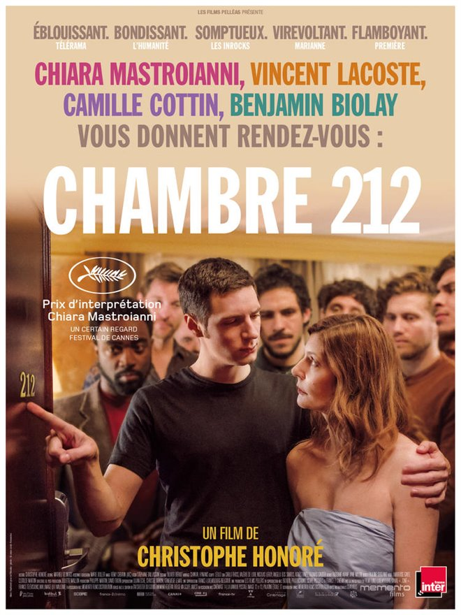 Chambre 212 Large Poster