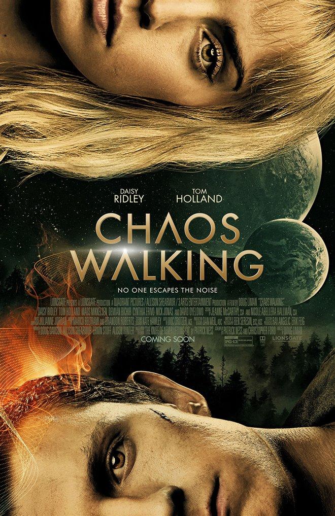 Chaos Walking Large Poster