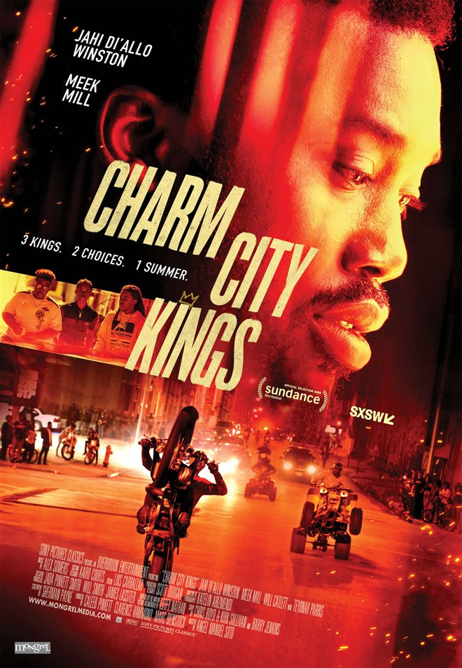 Charm City Kings Large Poster