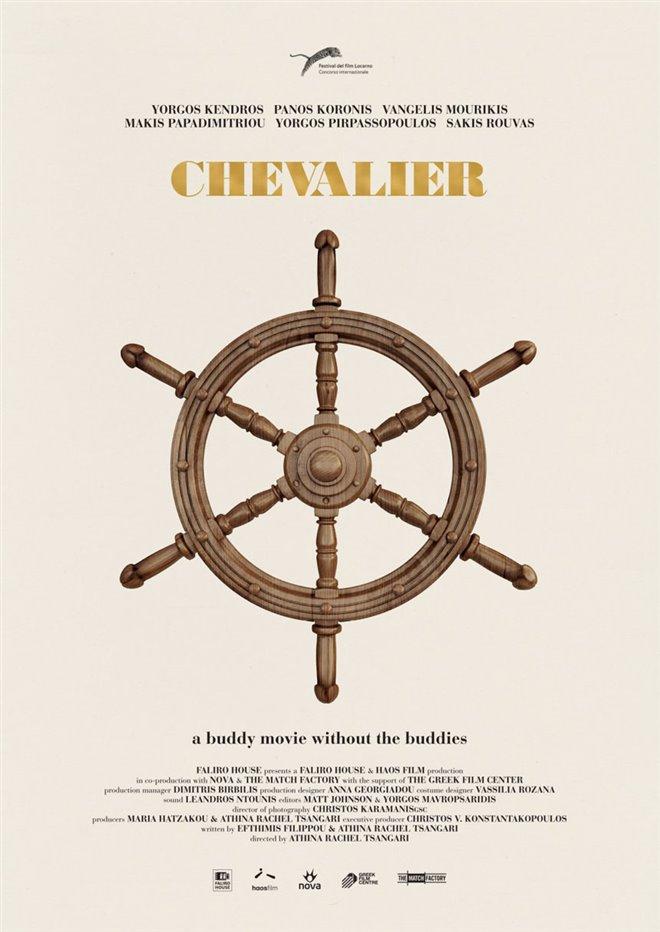Chevalier (v.o.s.-t.f.) Large Poster