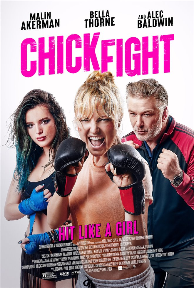 Chick Fight Large Poster