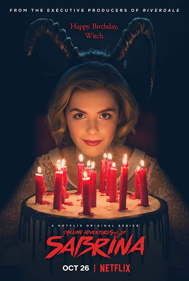 Chilling Adventures of Sabrina (Netflix) Large Poster