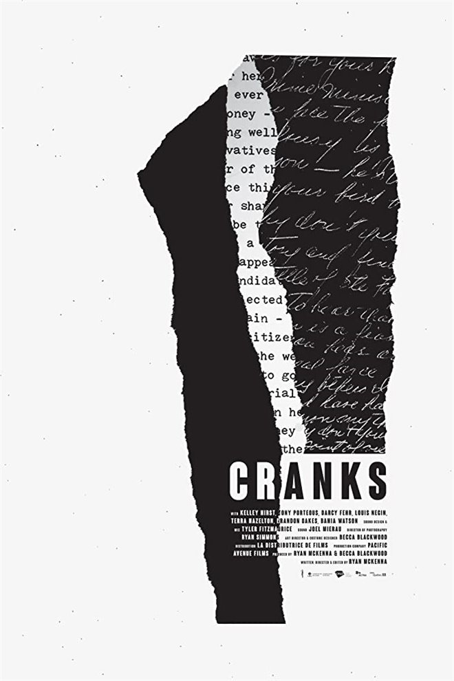 Cinematheque at Home: Cranks Large Poster