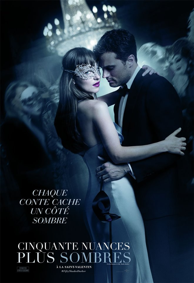 Cinquante nuances plus sombres Large Poster