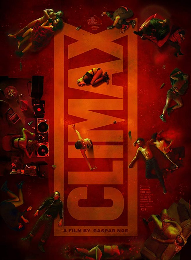 Climax Large Poster