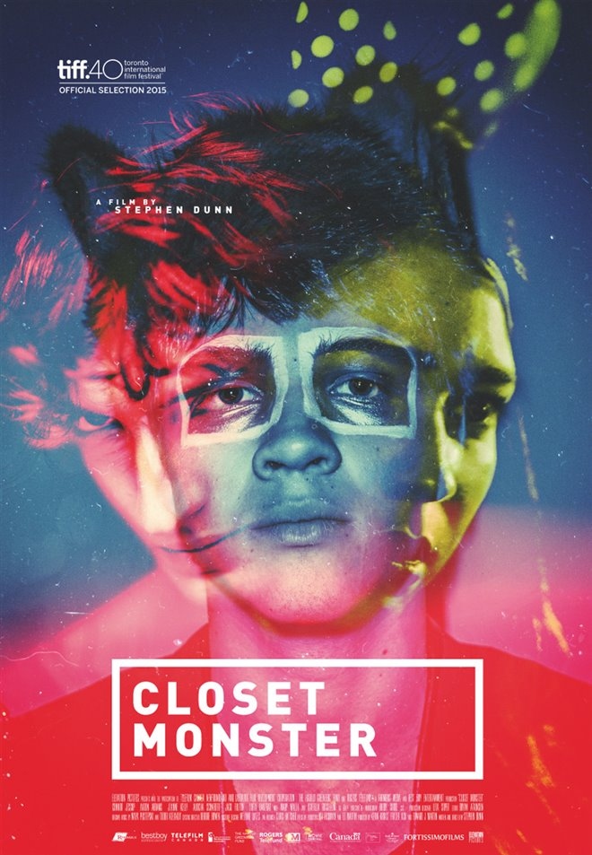 Closet Monster Large Poster