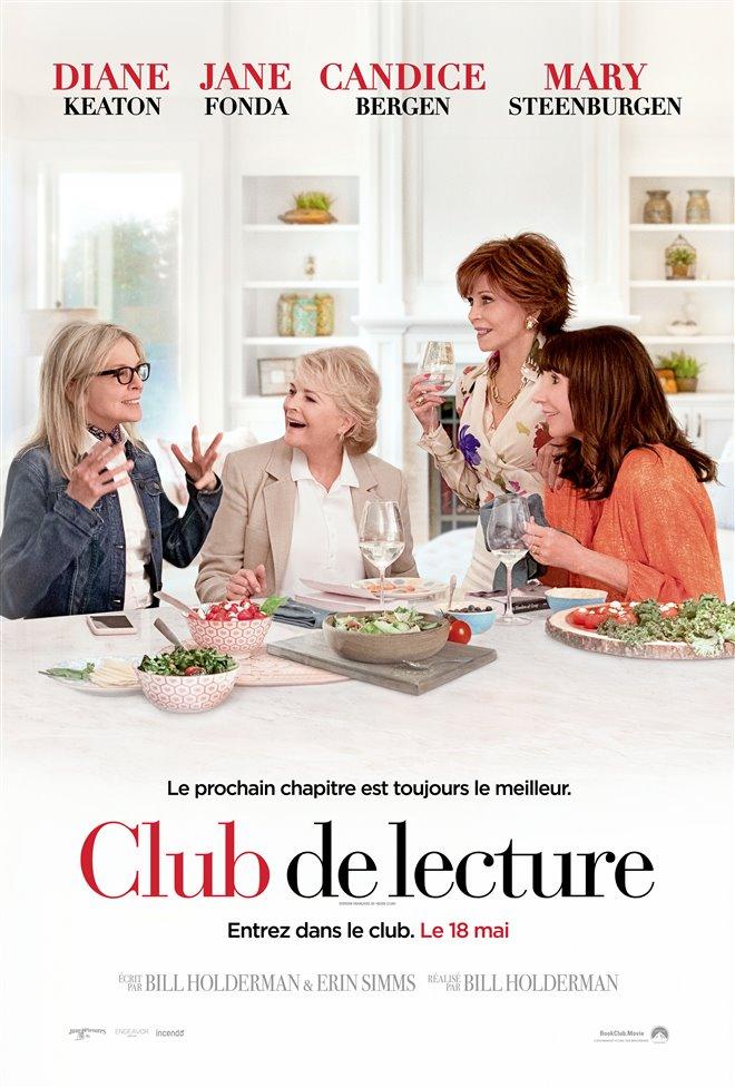 Club de lecture Large Poster