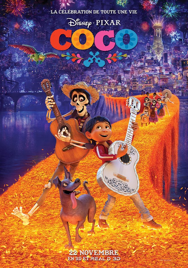 Coco (v.f.) Large Poster