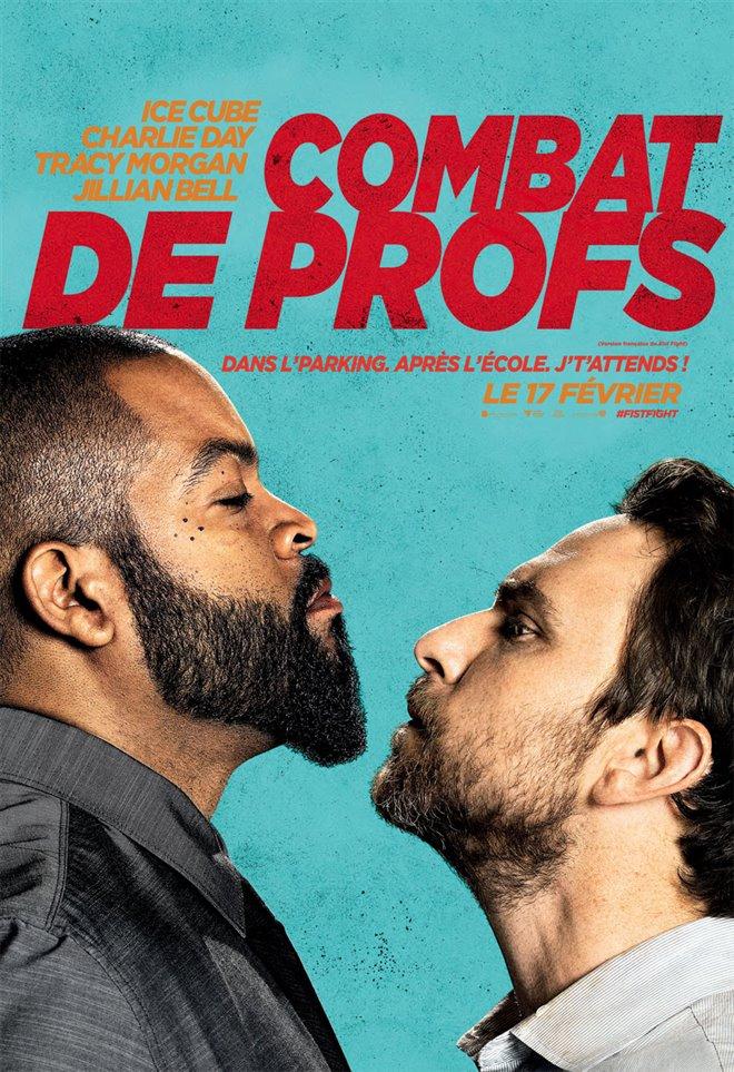 Combat des profs Large Poster