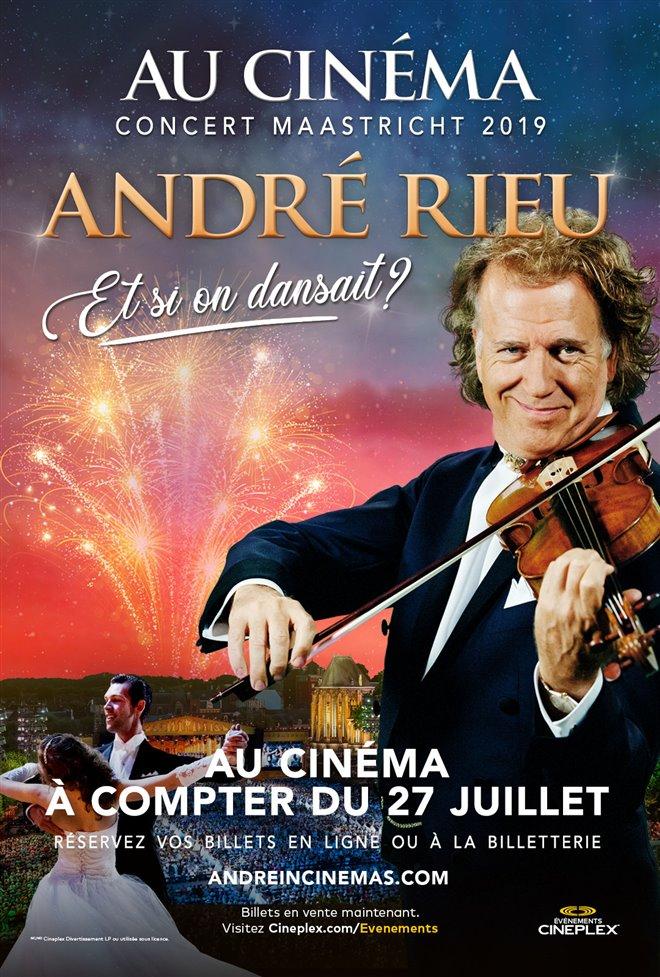 Concert Maastricht 2019 : André Rieu - Et si on dansait ? Large Poster