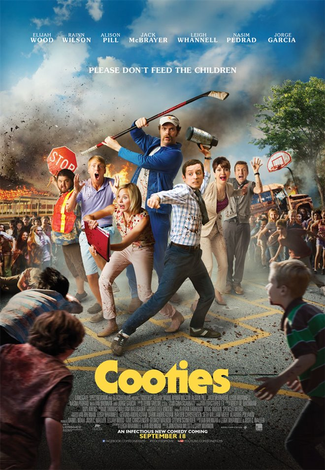Cooties Large Poster