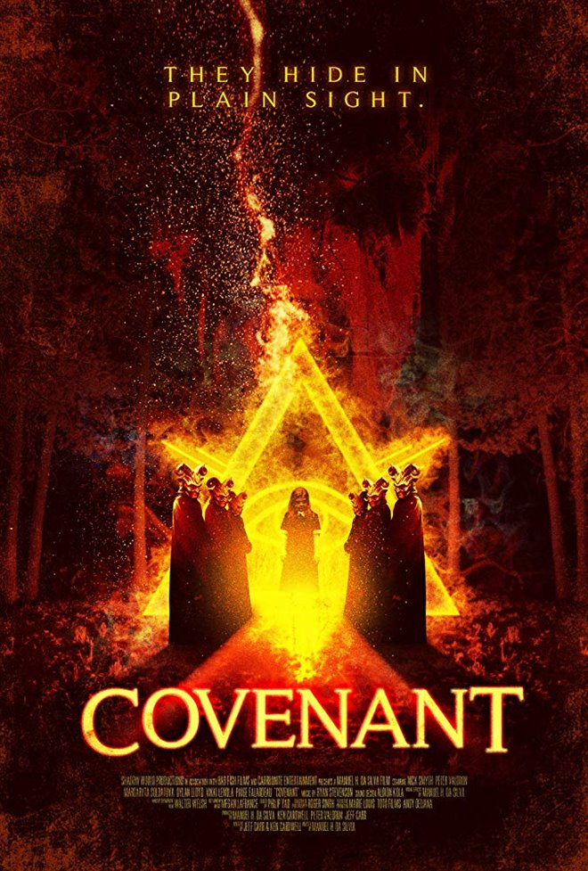 Covenant Large Poster