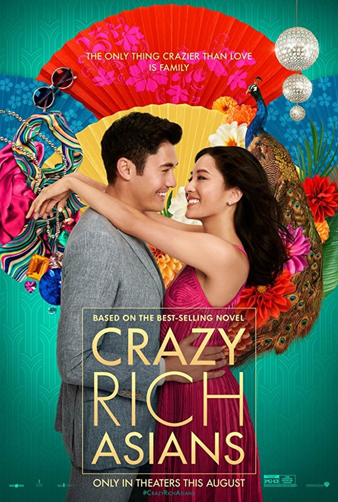 Crazy Rich Asians Large Poster
