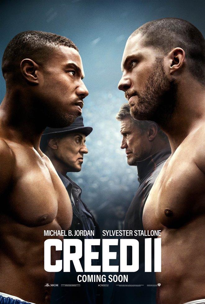 Creed II Large Poster