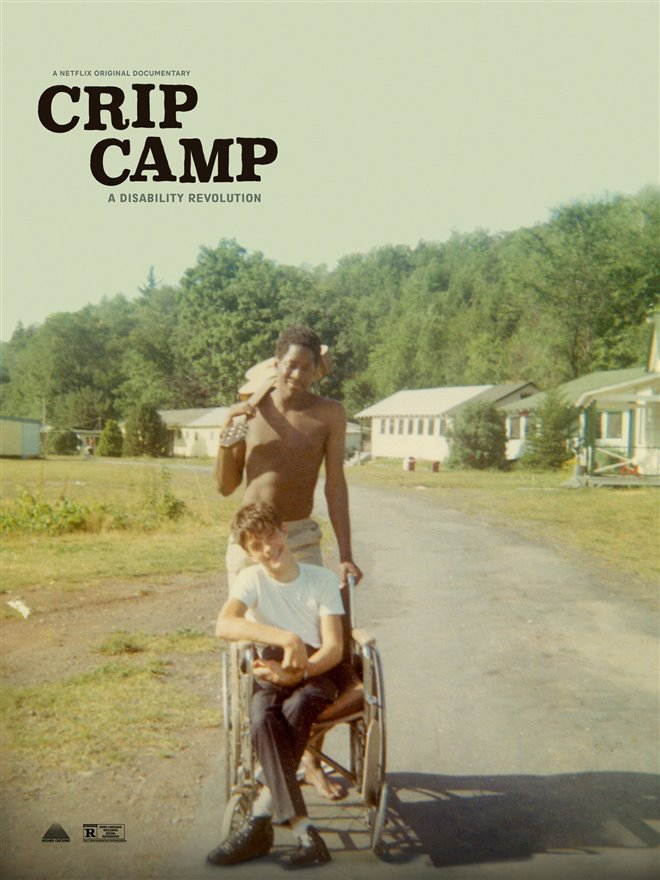 Crip Camp: A Disability Revolution Large Poster