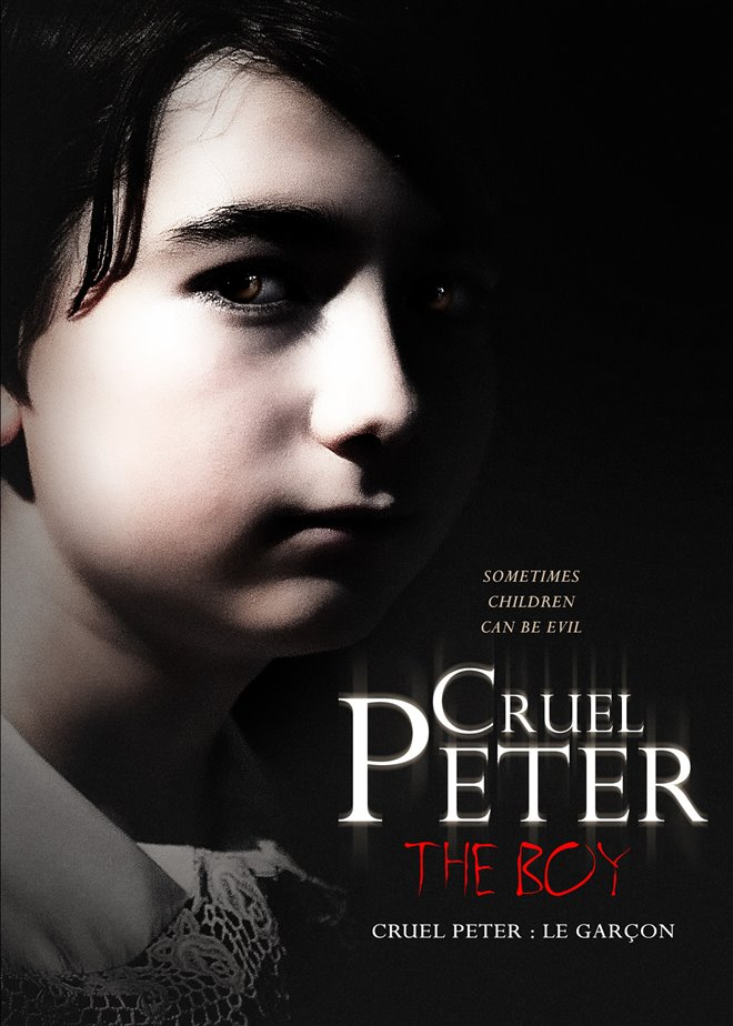 Cruel Peter: The Boy Large Poster