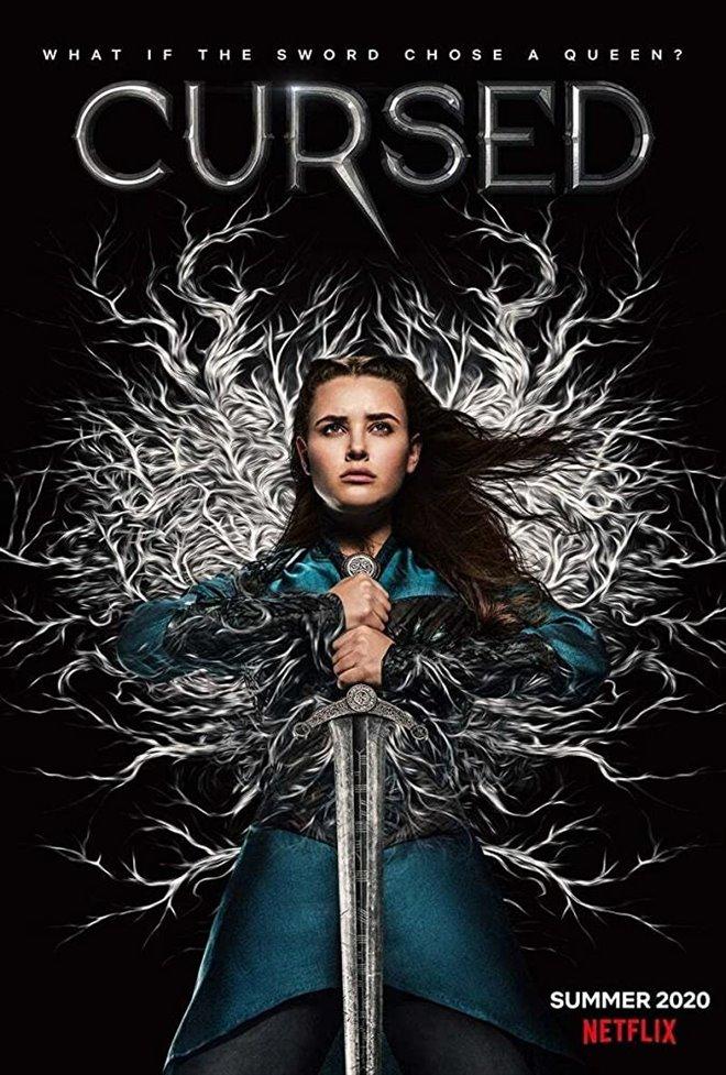 Cursed (Netflix) Large Poster