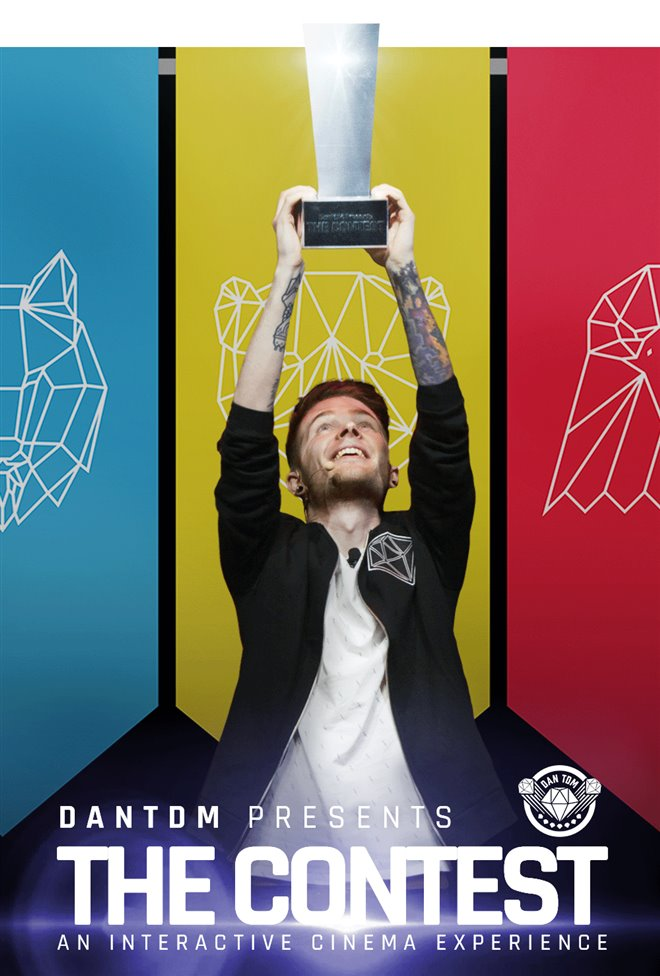 DanTDM presents The Contest Large Poster