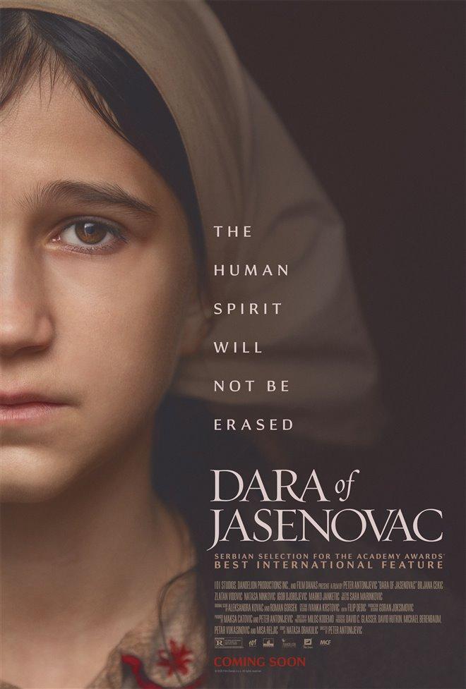 Dara of Jasenovac Large Poster