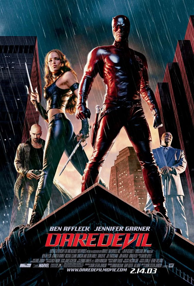 Daredevil (2003) Large Poster