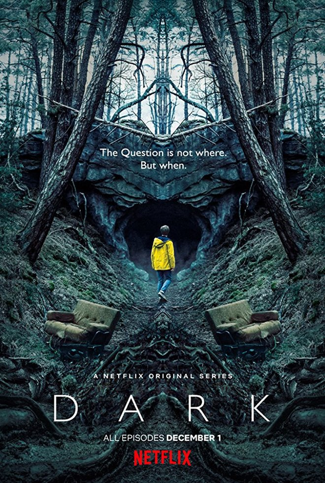 Dark Large Poster