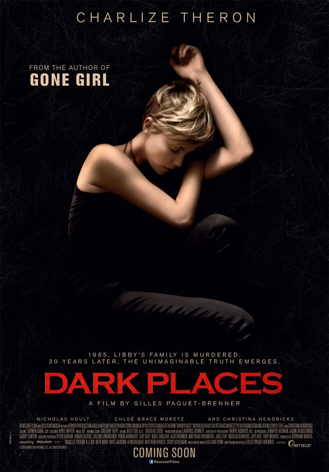 Dark Places Large Poster