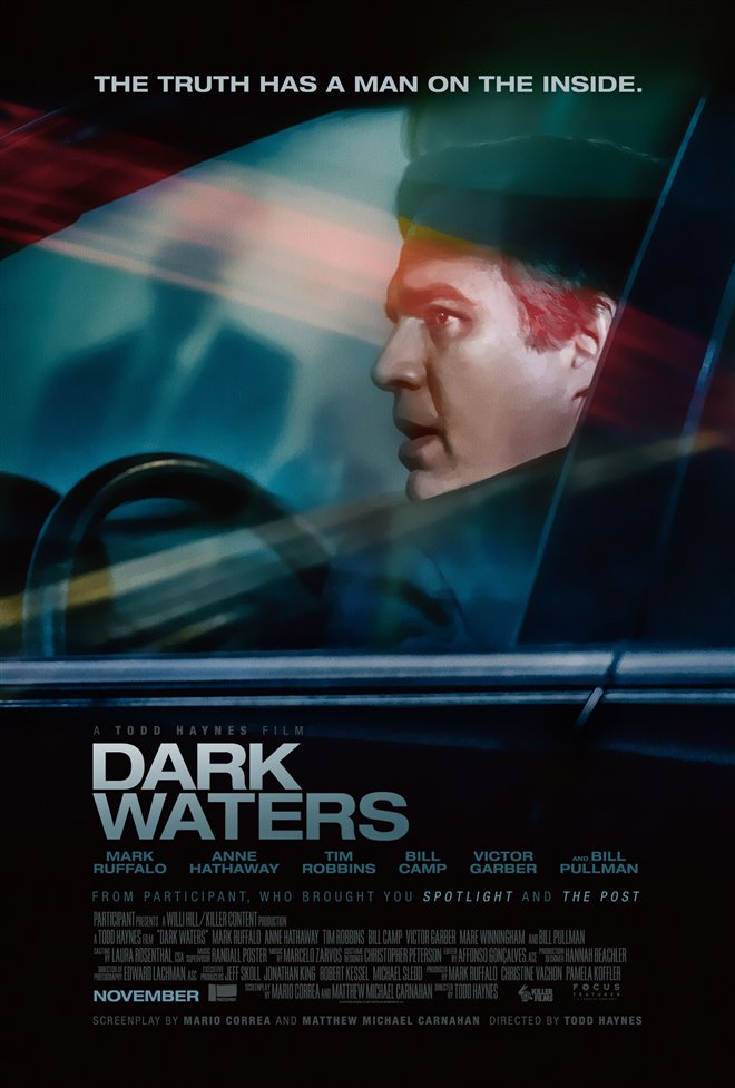 Dark Waters Large Poster