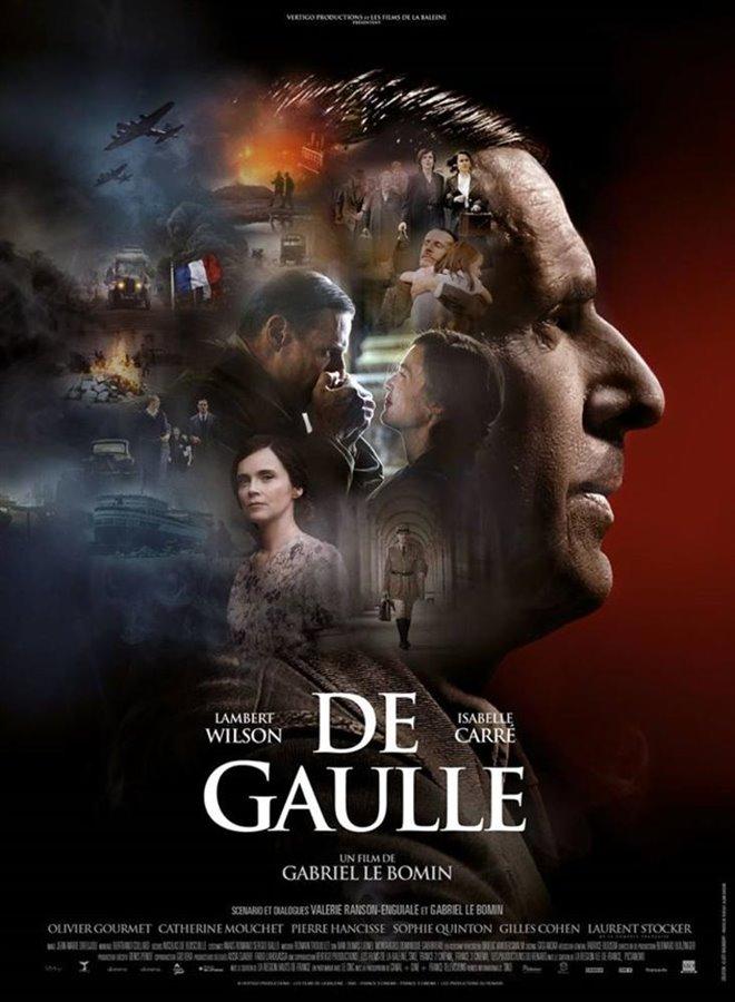 De Gaulle Large Poster
