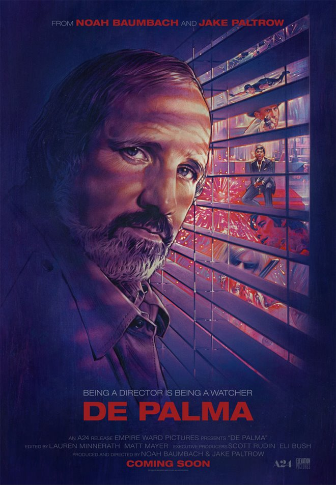 De Palma Large Poster