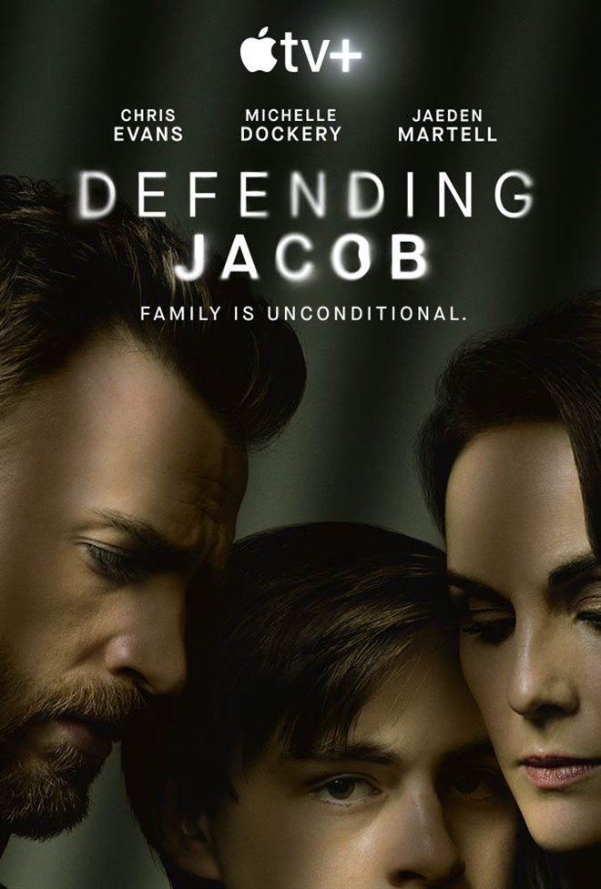 Defending Jacob (Apple TV+) Large Poster