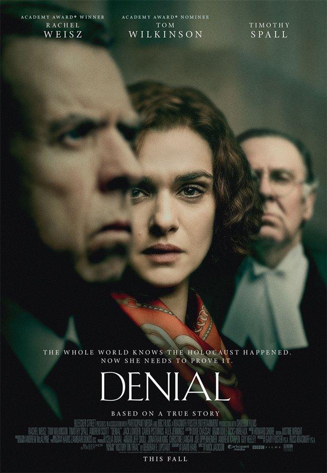 Denial Large Poster