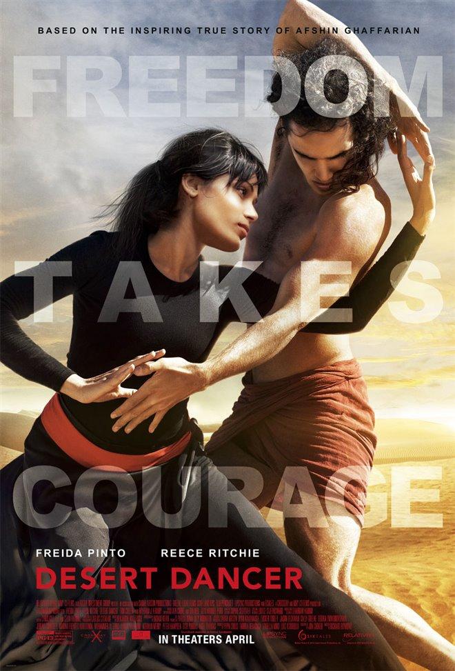 Desert Dancer Large Poster
