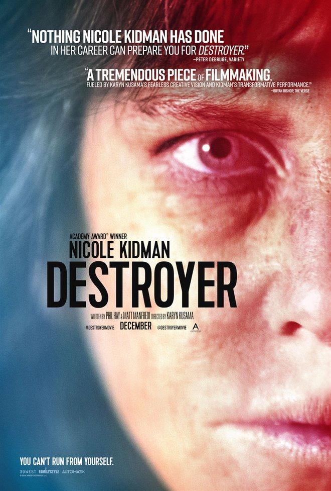 Destroyer Large Poster