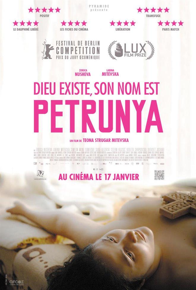 Dieu existe, son nom est Petrunya (v.o.s.-t.f.) Large Poster