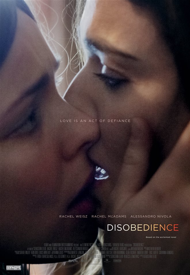 Disobedience Large Poster