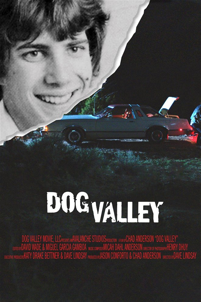 Dog Valley Large Poster
