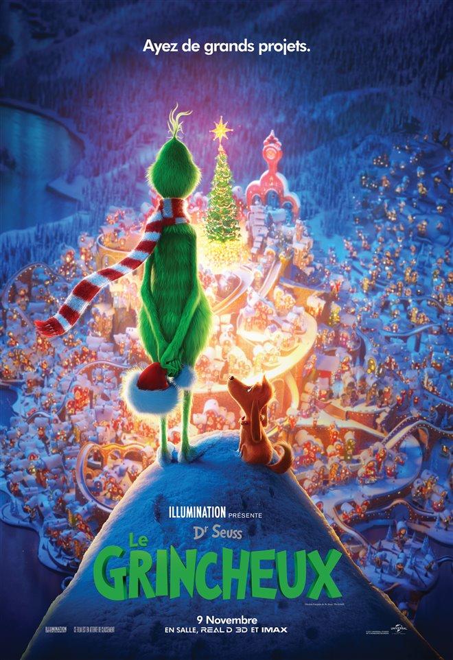 Dr. Seuss Le grincheux Large Poster