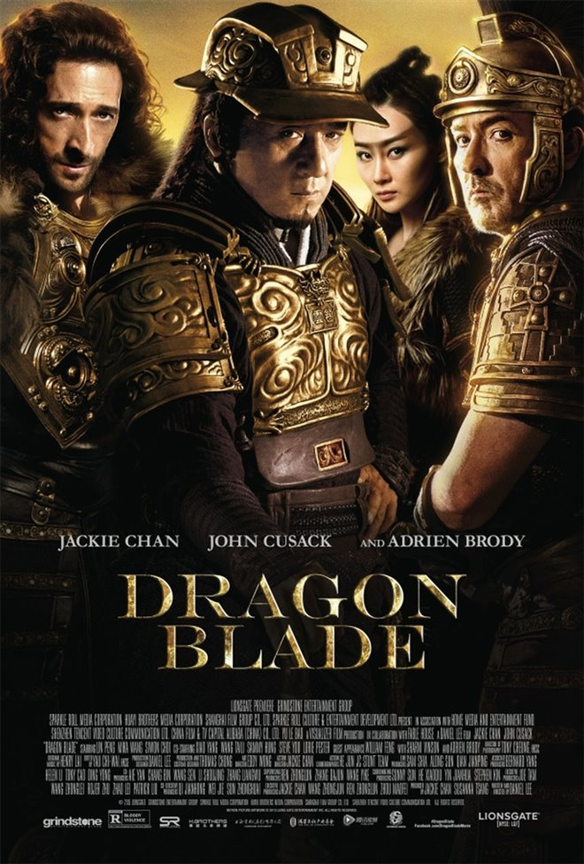 Dragon Blade Large Poster