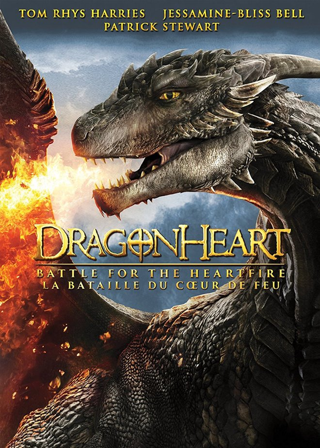 Dragonheart: Battle for the Heartfire Large Poster