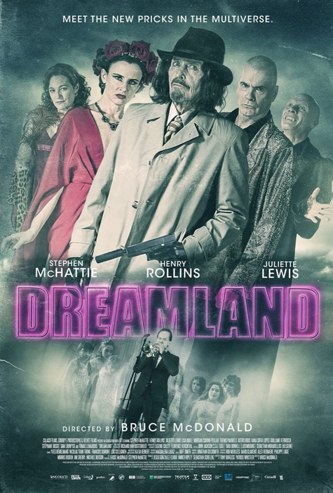 Dreamland Large Poster