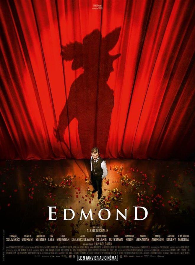 Edmond (v.o.f.) Large Poster