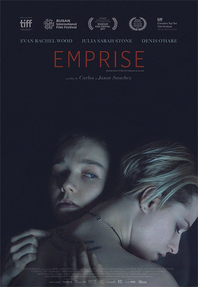 Emprise (v.o.a.s.-t.f.) Large Poster