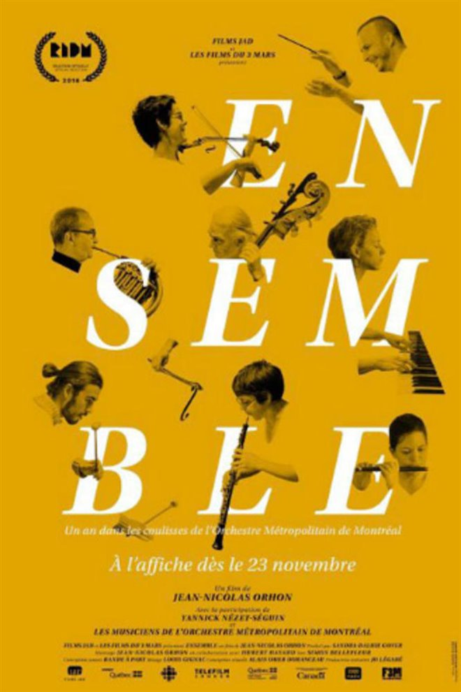 Ensemble Large Poster