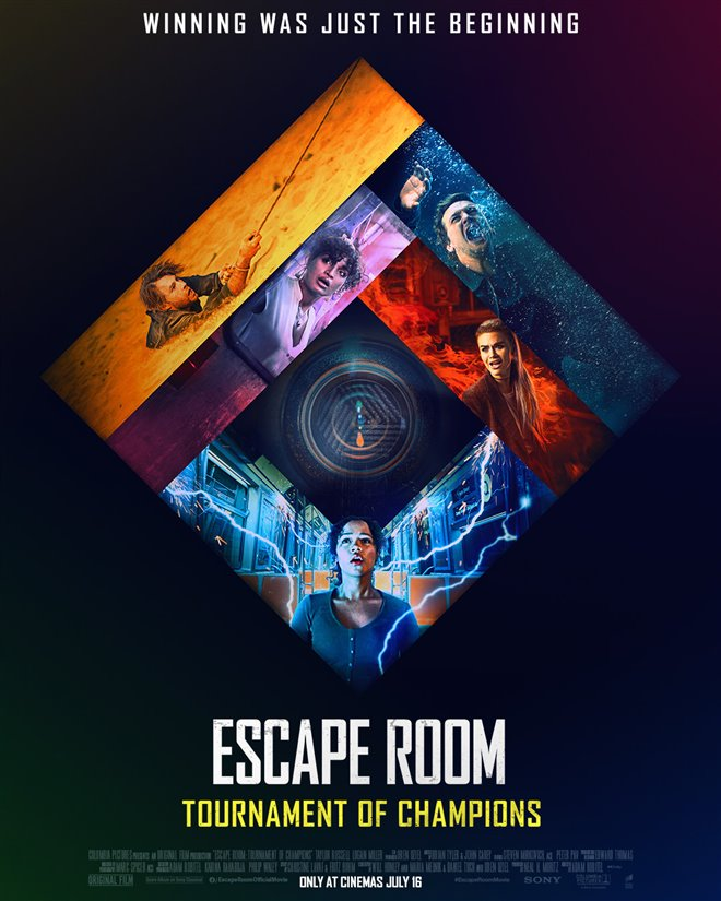Escape Room: Tournament of Champions Large Poster