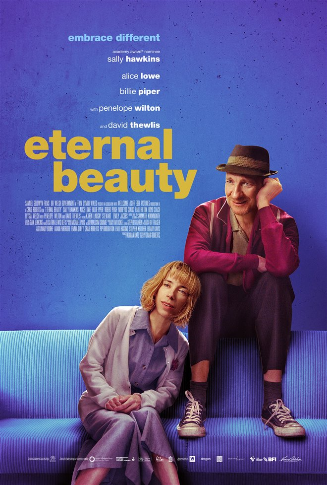 Eternal Beauty Large Poster