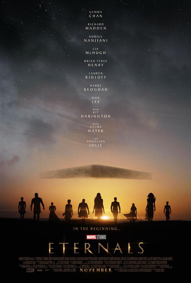 Éternels Large Poster