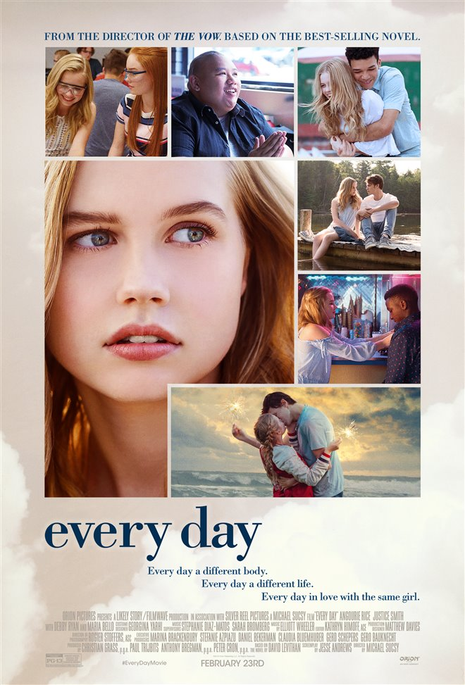 Every Day Large Poster